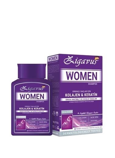 Zigavus Kolajen Women Şampuan 300 Ml Renksiz